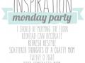 Inspiration Monday