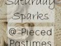 Saturday Sparks
