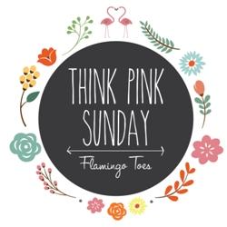 Think Pink Button