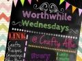 Worthwhile Wednesday