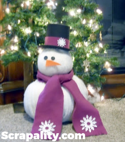 Frosty the Snowman Tutorial