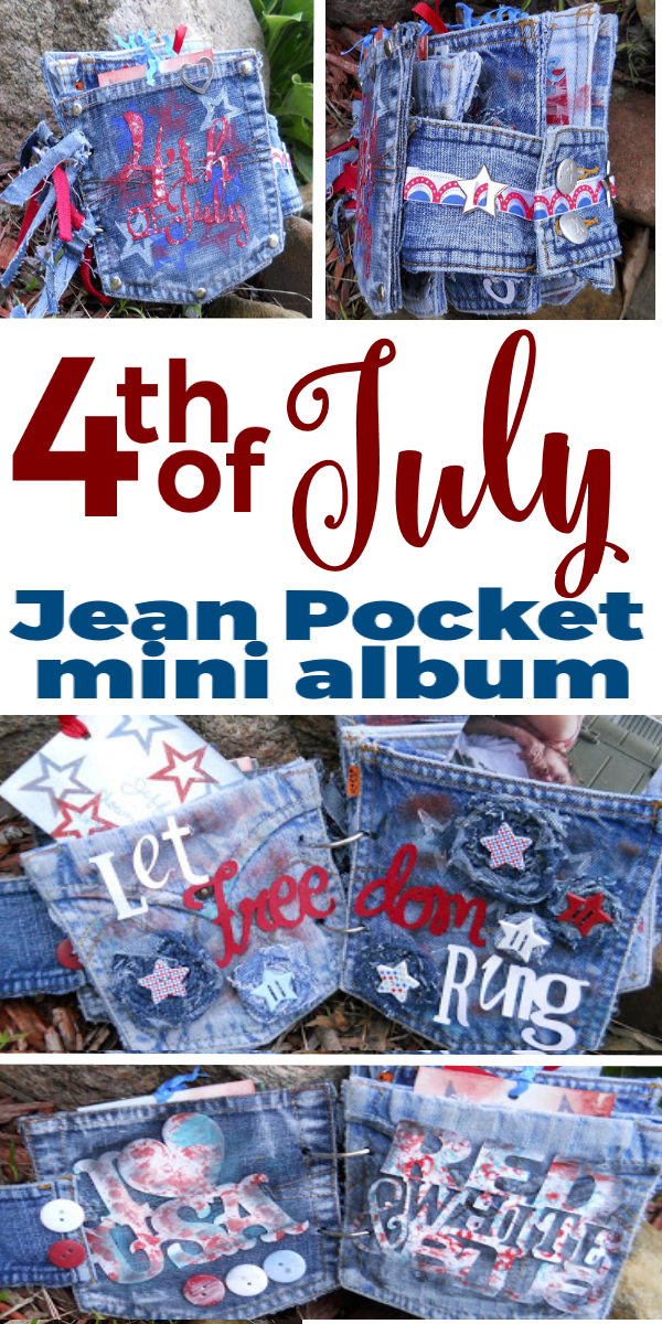 Jean Pocket Mini Album