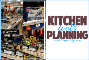 Kitchen Planning: Tools