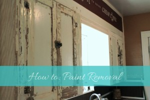 How to: Paint Removal the Easy Way