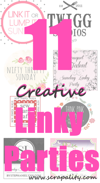 11Sunday Linky Parties