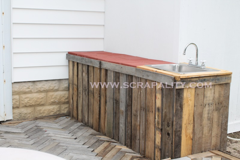 Outdoor Bar and Countertop
