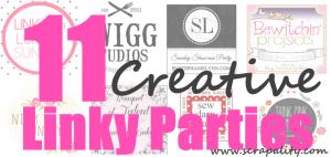 11 Sunday Creative Linky Parties