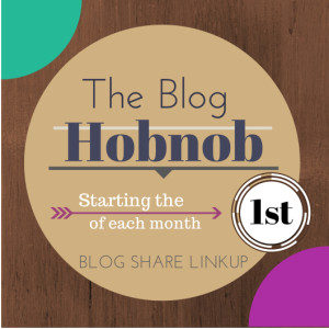 Blog Hobnob Linkup- August