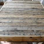 Pallet Countertop for an Island