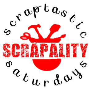 Scraptastic Saturdays Linky Party 50 & Giveaway