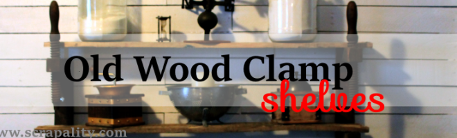 Old Wood Clamp Shelves2