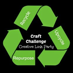 craft challenge button
