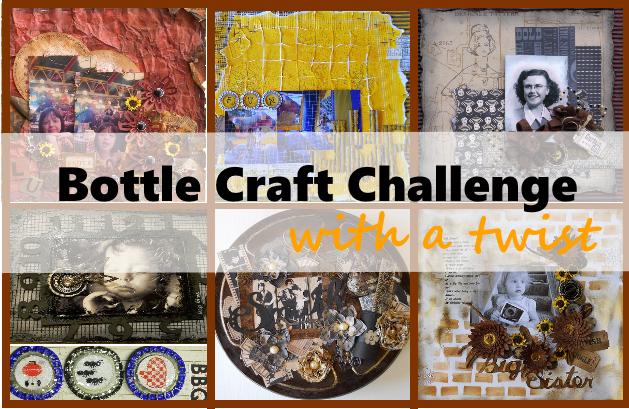 Bottle Craft Challenge with a Twist 2