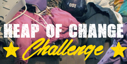 Heap of Change Challenge