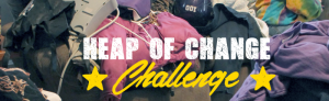 Heap of Change Challenge from Funky Junk Interiors