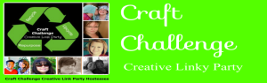 Craft Challenge Creative Linky Party