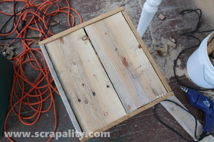 funky pallet table 4