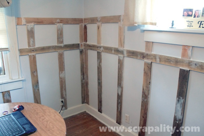 pallet wainscoting 5