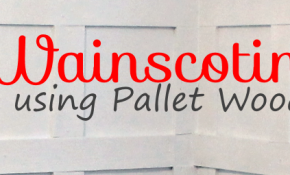 pallet wainscoting 7