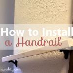 How to Add a Handrail