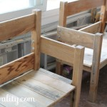 Bedframe Bench