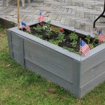 Pallet Flower Boxes