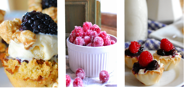 Roundup: It's All About the Berries