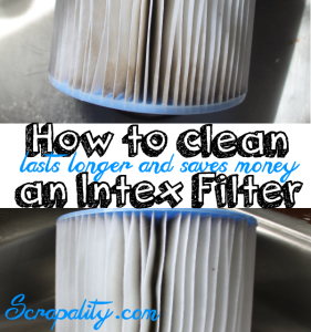 How to Clean an Intex Filter to Save Money