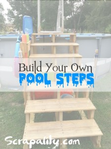 How I Built My Own Pallet Steps
