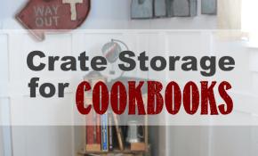 crate storage for cookbooks 4