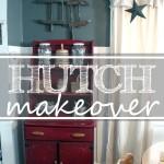 Hutch Makeover