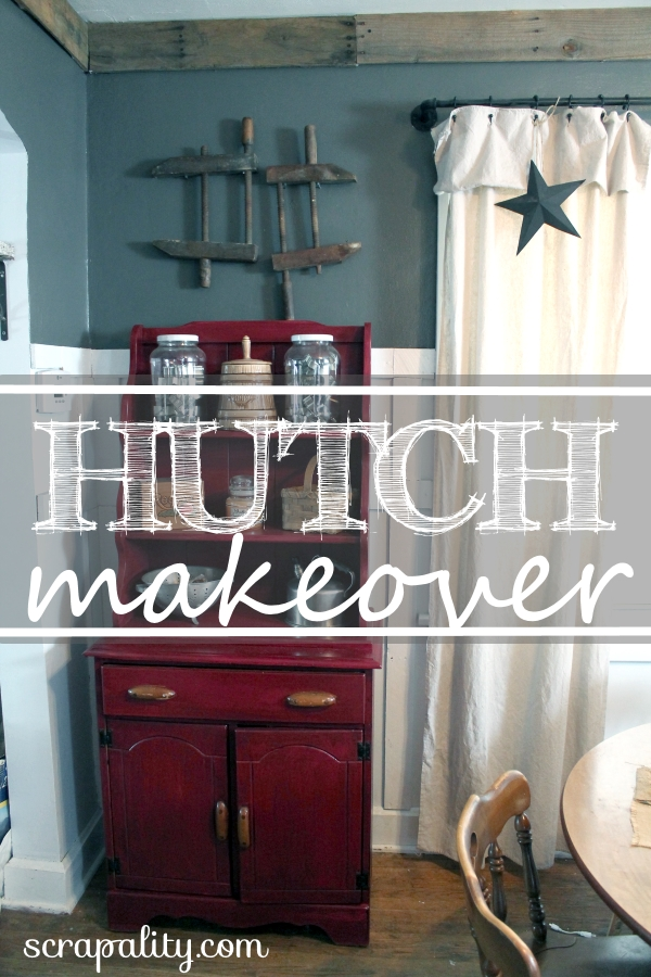 Superieur Hutch Makeover 2015