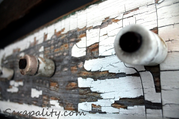 old electric insulators pulls
