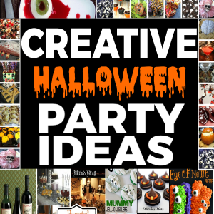 Creative Halloween Party Ideas and Decorations