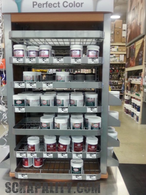 5 tips for painting pallet projects Home depot interior paint prices