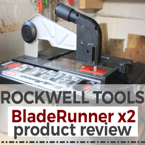 ROCKWELL Tools Rock the Holiday / BladeRunner X2 Product Review