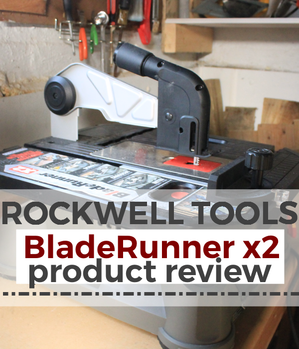 A Rockwell Tools Rocks the Holidays Product Review Bladerunner X2