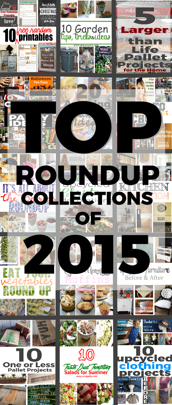 Top Roundup Collections of 2015