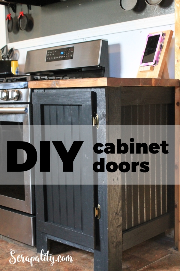 How To Make Own Kitchen Cabinet Doors