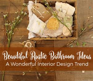 Beautiful Rustic Bathroom Ideas A Wonderful Interior  Design Trend
