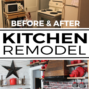 A Kitchen Before and After Remodeling Projects