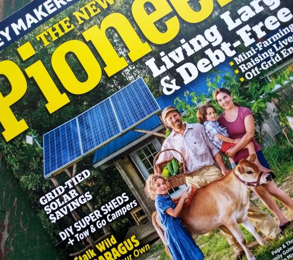 The New Pioneer Magazine