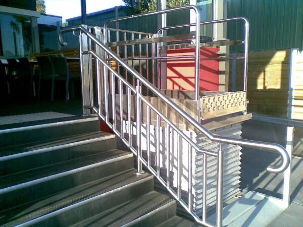 Balustrades-Handrail