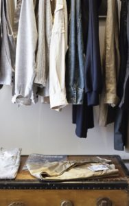 Designing and Building a Walk-In Closet