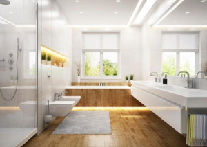 Small Bathroom Renovations for the Perfect Look with the Fitting Accessories
