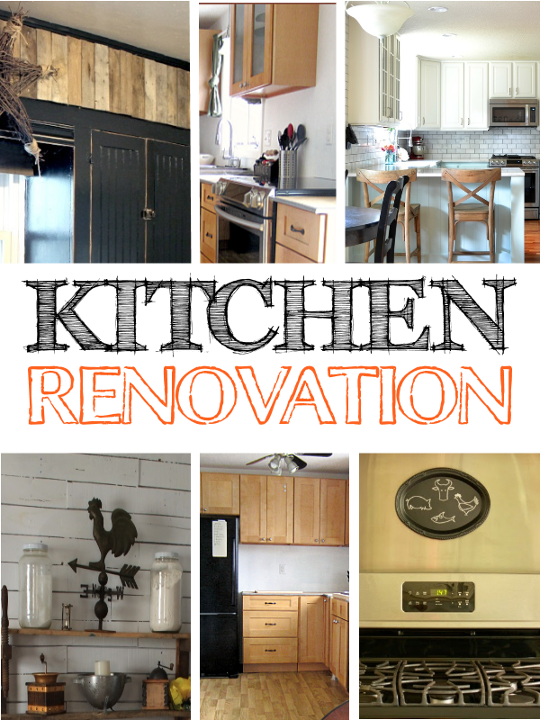 KITCHEN RENOVATIONS roundup