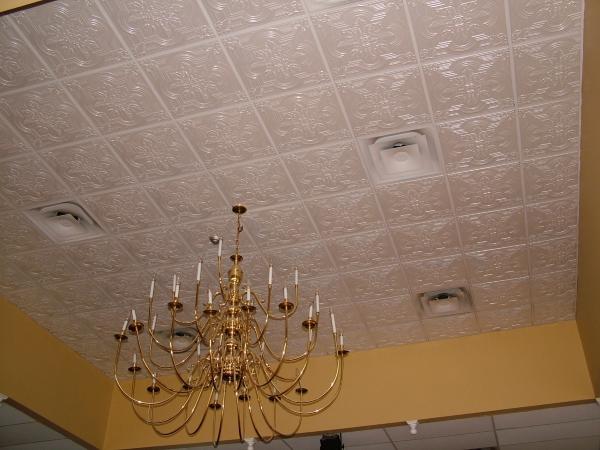 tiled-ceiling