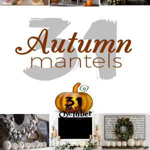 31 Autumn Decoration Ideas for the Mantels