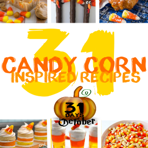 31 Candy Corn Inspired Recipes for Halloween