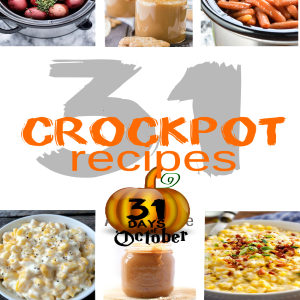 31 Crockpot Recipes for Thanksgiving